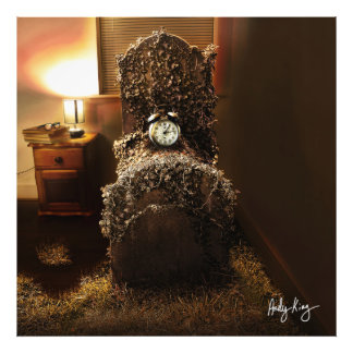 Just Sleeping - (Photographic Print) Photo Art