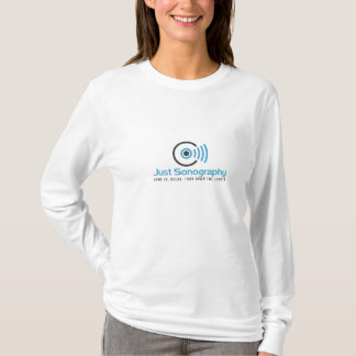 Just Sonography Long Sleeve T-Shirt