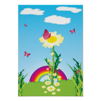 Just Spring Poster