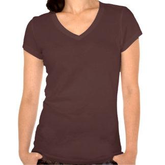 JUST STOP Bella v-neck t-shirt