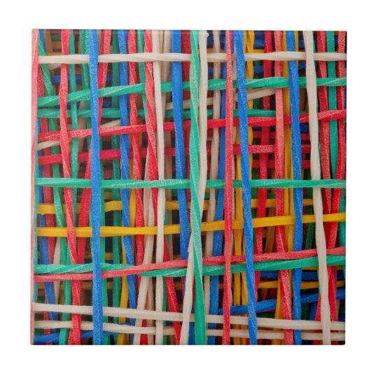 Just strings attached tile