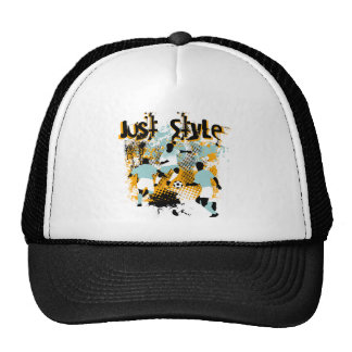 Just Style Soccer Tshirts and Gifts Cap