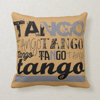 Just Tango Cushion