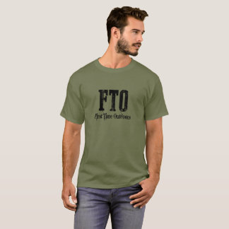 Just the basics FTO T-Shirt