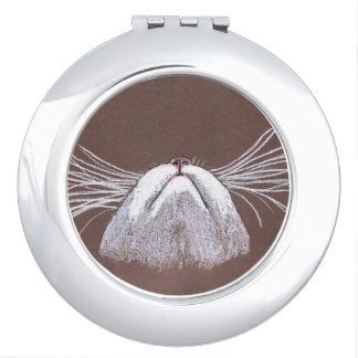 JUST THE CATS WHISKERS VANITY MIRROR