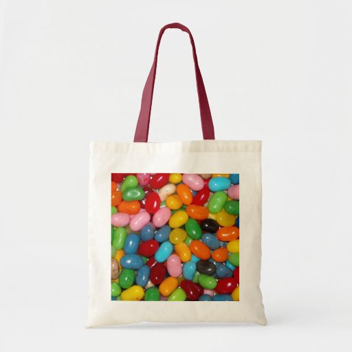 Just The Jelly Beans Canvas Bags