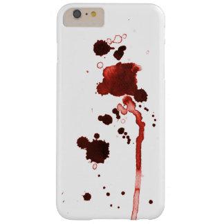Just the splatter red case