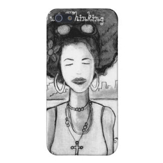 Just thinking iPhone 5 cover