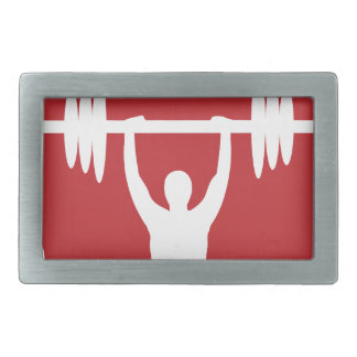 Just train belt buckle