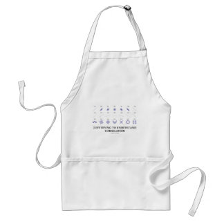 Just Trying To Understand Correlation Aprons