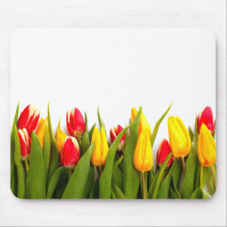 Just Tulips Mouse Mat