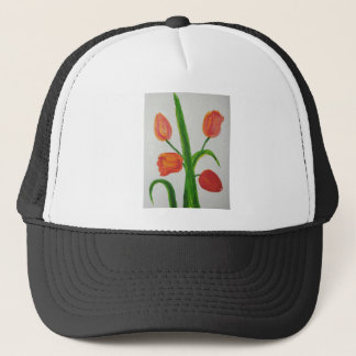 Just Tulips Trucker Hat