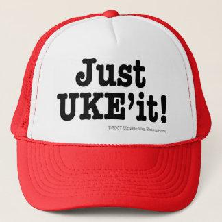 Just UKE'it Cap