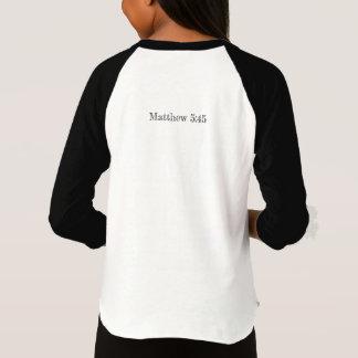 Just Unjust Girls Shirt