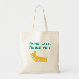 Just very Relaxed Tote Bags