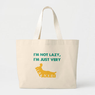 Just very Relaxed Canvas Bag