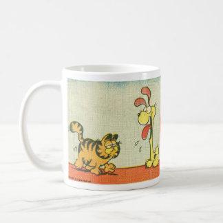 Just Walking By, mug