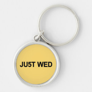 Just Wed - William Kate Royal Wedding Keychain