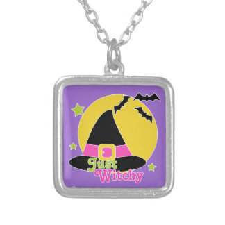 Just Witchy Personalized Necklace