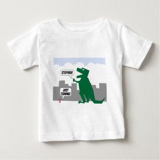 justcoming dinosaur baby T-Shirt
