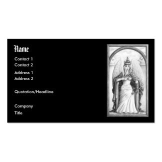 Justice Business Card Templates