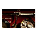 Justice Double-Sided Standard Business Cards (Pack Of 100)