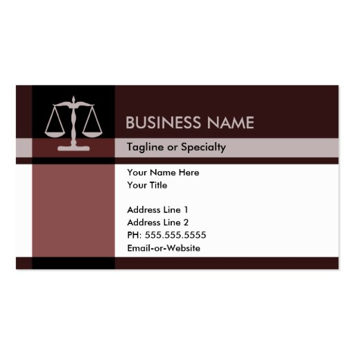 Create Your Own Student Business Cards Page - Student business card template