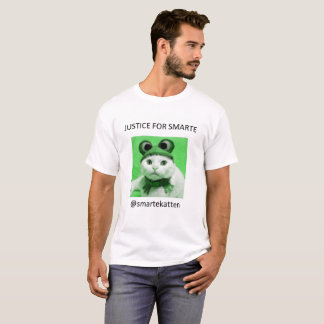 Justice for Smarte - T skjorte T-Shirt