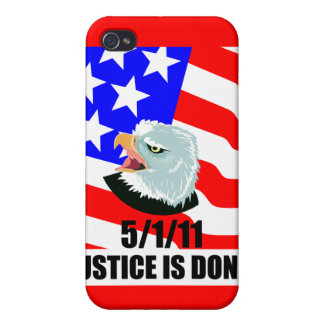 Justice is done iPhone 4 case