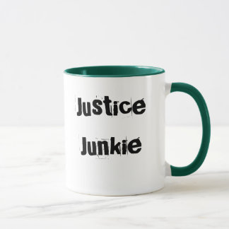 Justice Junkie - Lawyer or Judge Nickname