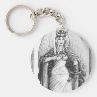 Justice Key Ring