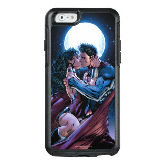 Justice League #12 Wonder Woman & Superman Kiss OtterBox iPhone 6/6s Case