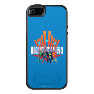 "Justice League ""Against All Odds"" OtterBox iPhone 5/5s/SE Case"