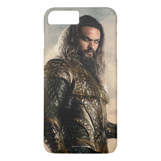 Justice League | Aquaman On Battlefield iPhone 8 Plus/7 Plus Case