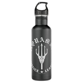 Justice League | Aquaman Retro Trident Emblem 710 Ml Water Bottle