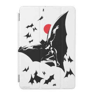 Justice League | Batman in Cloud of Bats Pop Art iPad Mini Cover