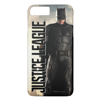 Justice League | Batman On Battlefield iPhone 8 Plus/7 Plus Case