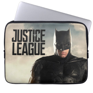 Justice League | Batman On Battlefield Laptop Sleeve
