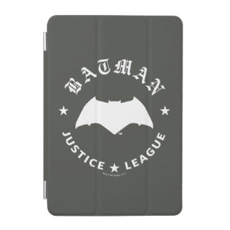 Justice League | Batman Retro Bat Emblem iPad Mini Cover