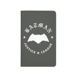 Justice League | Batman Retro Bat Emblem Journal