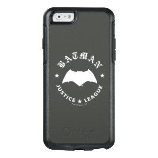 Justice League | Batman Retro Bat Emblem OtterBox iPhone 6/6s Case