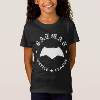 Justice League | Batman Retro Bat Emblem T-Shirt