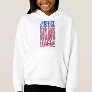 Justice League | Blue & Red Group Pop Art