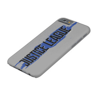 Justice League | Blue Stroke Justice League Logo Barely There iPhone 6 Case