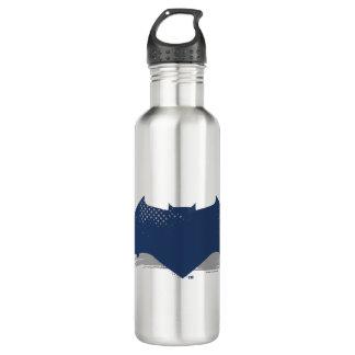 Justice League | Brush & Halftone Batman Symbol 710 Ml Water Bottle