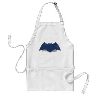 Justice League | Brush & Halftone Batman Symbol Standard Apron