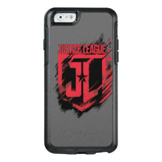 Justice League | Brushed Paint JL Shield OtterBox iPhone 6/6s Case