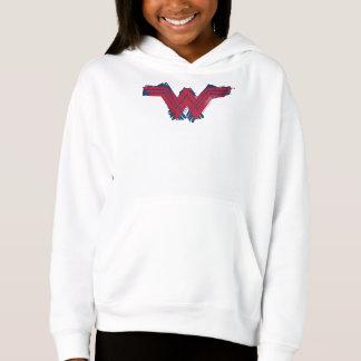 Justice League | Brushed Wonder Woman Symbol