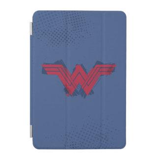 Justice League | Brushed Wonder Woman Symbol iPad Mini Cover
