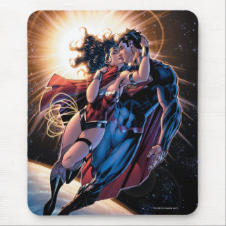 Justice League Comic Cover #12 Variant Mouse Mat